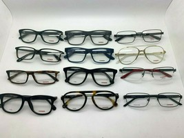 NEW 12 Carrera Metal Plastic Frames Wholesale lot Mixed Color glasses /no cases - $482.41
