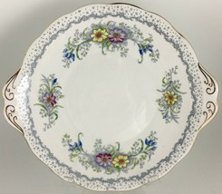 Royal Albert Gem Handled Cake Plate - $25.00