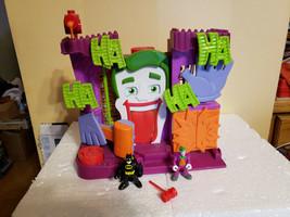 Fisher Price Imaginext DC Super Friends Jokers Funhouse Batman - $34.99