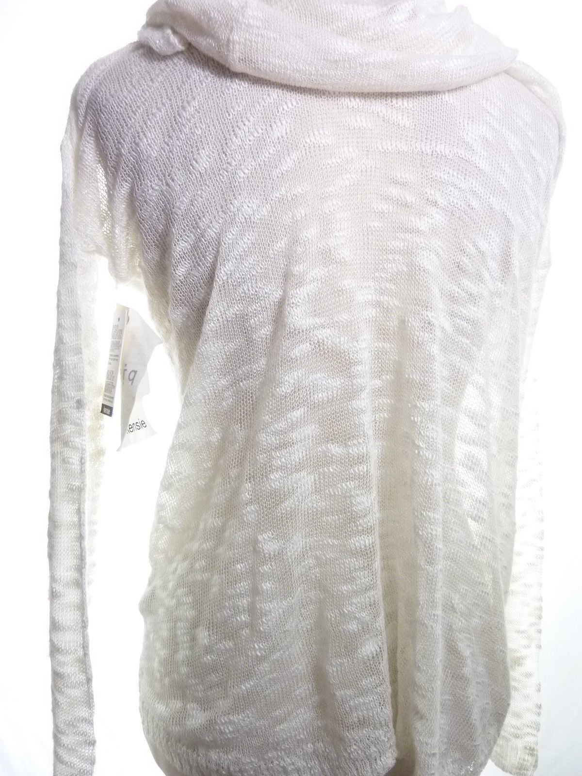 Lightweight Layer Cowl Kensie Coverup Small