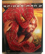 Spider-Man 2  DVD  2004 2-Disc Set Special Edition Widescreen - $4.92