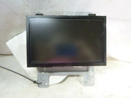 2011 2012 Infiniti G25 Infomation Display Screen 28091-1BU0A PSG93 - $27.09