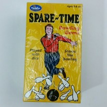 Spare-Time Bowling Dice Game 2003 Binary Arts COMPLETE Excellent Sparetime - $17.63