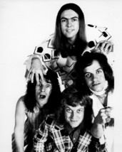 Slade Noddy, Dave, Jim & Don Iconic 1970's Pose 16x20 Canvas - $69.99