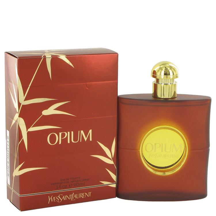 Yves saint laurent opium 3.0 oz perfume