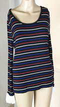 Tommy Hilfiger Women's Casual Knit Top Size S/P Extra  Long Ruffled Cuffs  - $27.22