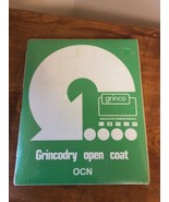 "New 50 sheets Grinco Grincodry open coat P80 Grit 9""x11"" Sandpaper - $28.95"