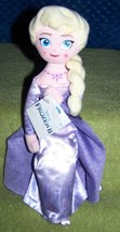 "Disney Frozen 2 Elsa Mini Plush Doll 10""H New - $8.88"