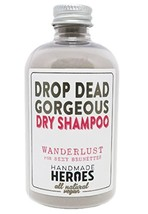 All Natural, Vegan Dry Shampoo Powder for Brunettes 2.4oz - $16.15