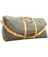 Louis Vuitton Vintage Keepall Bandouliere 60 Duffle Travel Bag - $995.00