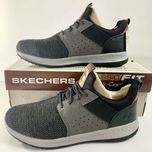 NEW! Skechers Men's Delson Camben Classic Fit Shoes Memory Foam Casual S... - $50.49