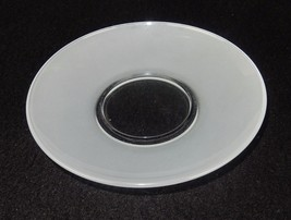 Avon Crystal Saucer Only Made in France 24% Lead Crystal for Hummingbird... - $7.79