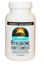 Hyaluronic Joint Complex 60 Tablets Health Care Optimsm Glucosamine Chon... - $30.33