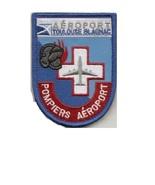 France Sapeurs Pompiers Aéroport Toulouse Blagnac French Airport Fire De... - $10.99