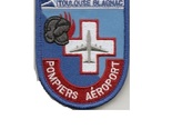 Ulouse blagnac french airport fire department 90 x 65mm velcro 3.5 x 2.75 in 10.99 thumb155 crop