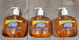Dial 3X Complete Antibacterial Liquid Hand Soap Gold 16oz Ship From USA