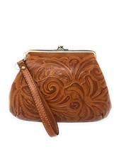Italian Leather Tooled Savena Tuscan