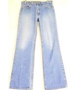 Levi 519 jeans 32 x 32 vintage high waist classic orange tab 100% cotton... - $19.79