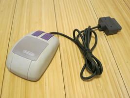 Original OEM Super Nintendo Mouse Controller Original SNS-016 SNES Paint - $18.69