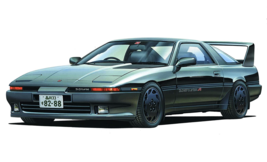 Fujimi 1/24 Inch-Up Series No.273 Supra 3.0GT Turbo A (with large rear w... - $53.31