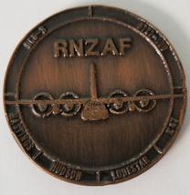 Rnzaf Royal New Zealand Air Force 40 Squadron Ki Nga Hau E Wha Coin - $148.49