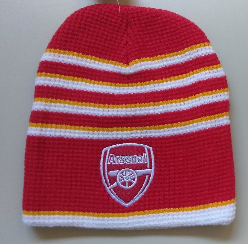 Primary image for Officially License Soccer Club European ARSENAL Soccer Beanie