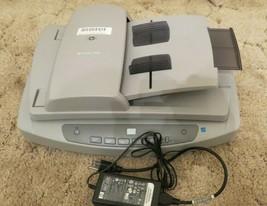 Hewlett Packard HP Scanjet 5590 Digital Flatbed Scanner w/ADF & TMA Tears - $69.25