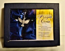 Faithful Prayer Cross NIB - $7.25