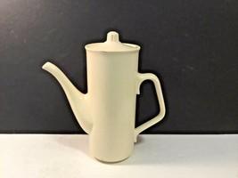TST Yellow W Brown N Specks Teapot Lovely no chips or cracks - $23.20