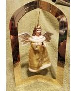 Hallmark Keepsake Ornament Christmas Glad Tidings Angel Star 2003 - $15.00