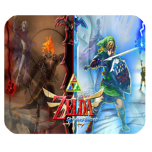Mouse Pad The Legend Of Zelda Popular Online Video Game Japanese Anime Movie - $6.00