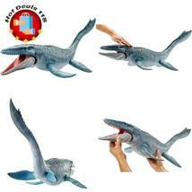 NEW Jurassic World Real Feel Mattel Mosasaurus Figure action Dinosaur To... - $46.25