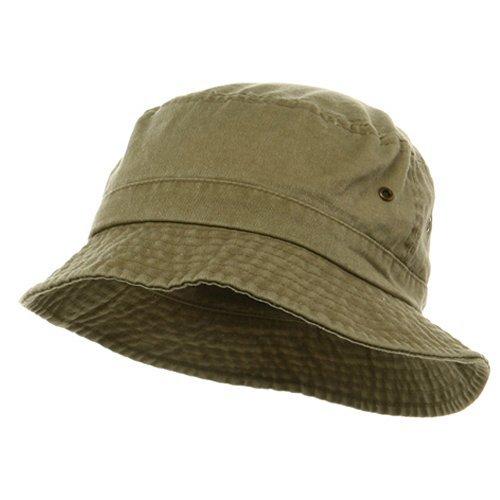 Washed Hat-Khaki 2XL-3XL