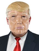 President Donald Trump Plastic Halloween Mask Free Shipping - $18.69