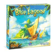 BLUE ORANGE Games Blue Lagoon Strategy Board Game - $36.24