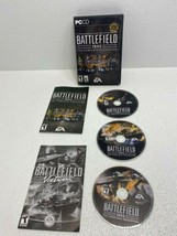 Battlefield 1942 - Deluxe Edition - 3 Disc Box Set - PC CD Videogame Game 2003 - $12.19