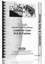 Hough DI, SI Loader Attachment fits 45001-45496 Operators & Parts Manual... - $25.73