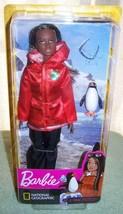 Barbie National Geographic Polar Marine Biologist AA Doll New - $8.79