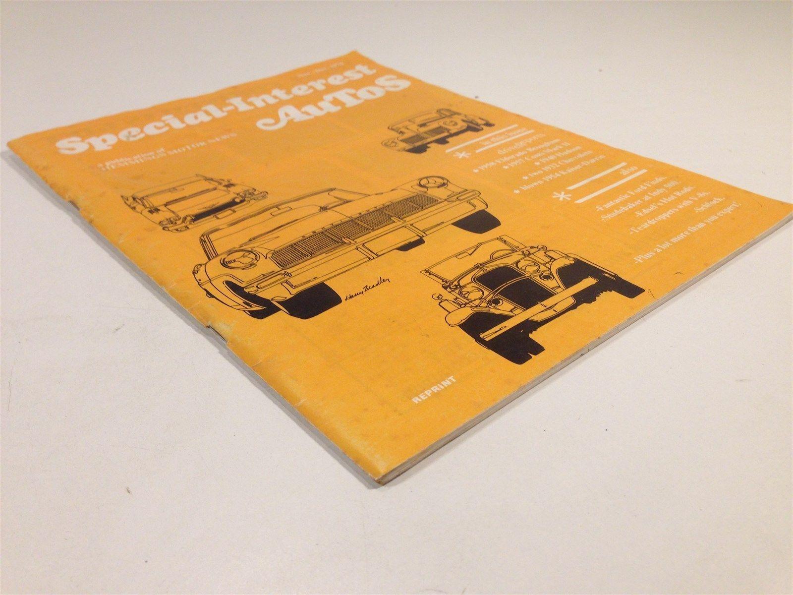 1970 Special-Interest Autos by Hemmings Motor News Nov/Dec