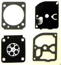 [ZAM] [GND-43] Zama Carburetor Diaphragm&Gasket Kit Homelite / John Deer... - $6.80