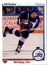 Phil Housley 1990-91 Upper Deck Card #435 - $0.99