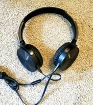 Sony MDR-XB450AP Extra Bass On The Ear Headphones - $22.72