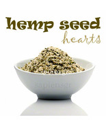 240g 8.4oz HULLED HEMP SEEDS HEARTS - SHELLED NATURAL RAW HUMAN FOOD GLU... - $19.80