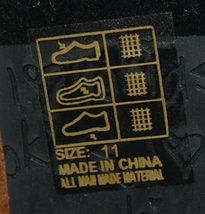 I Love Yo Kids AVA 78K Girls Fringe Boot Rust Silver Studded Size 11 image 7