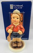 VTG Hummel Figure Hum 2148/B First Mate #1850 Box Exclusive Club Edition... - $45.00