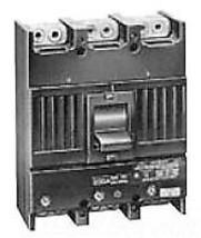 TJK626Y600 MOLDED CASE SWITCH - TJK6 2 POLE 600V 600 AMP NON-AUTO - $504.23