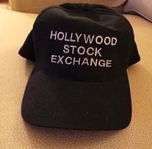 unworn Hollywood Stock Exchange Baseball Hat on back is website HSX.com ... - $17.99