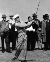 Ben Hogan SFOL Vintage 11X14 BW Golf Memorabilia Photo - $15.95