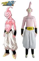 Dragon Ball Z Evil Majin Boo Cosplay Costume Anime Uniform Custom Made - $79.00