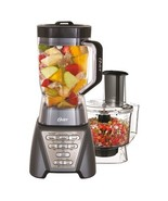 Oster Pro 1200 Blender Plus Food Processor - Metallic Grey - $119.99